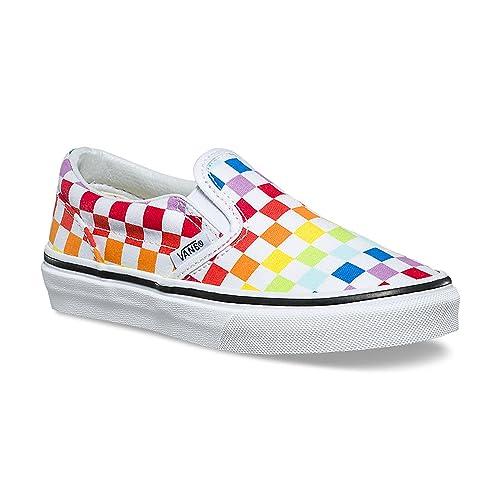 Vans Kids Classic Slip-On (Checkerboard