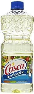 Crisco, Pure Vegetable Oil, 48 oz
