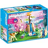 PLAYMOBIL Mystical Fairy Glen Playset, Multicolor