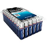RAYOVAC AA 60-Pack HIGH ENERGY Alkaline Batteries, 815-60PPK