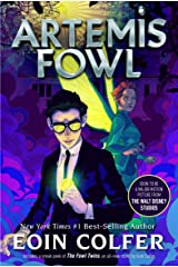 Artemis Fowl Kindle Edition