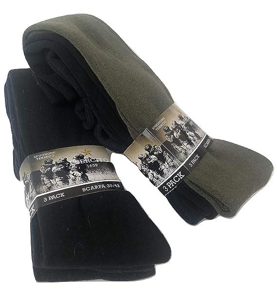 calze calzini termici invernali lunghi antifreddo per uomo d30ae055c0ac