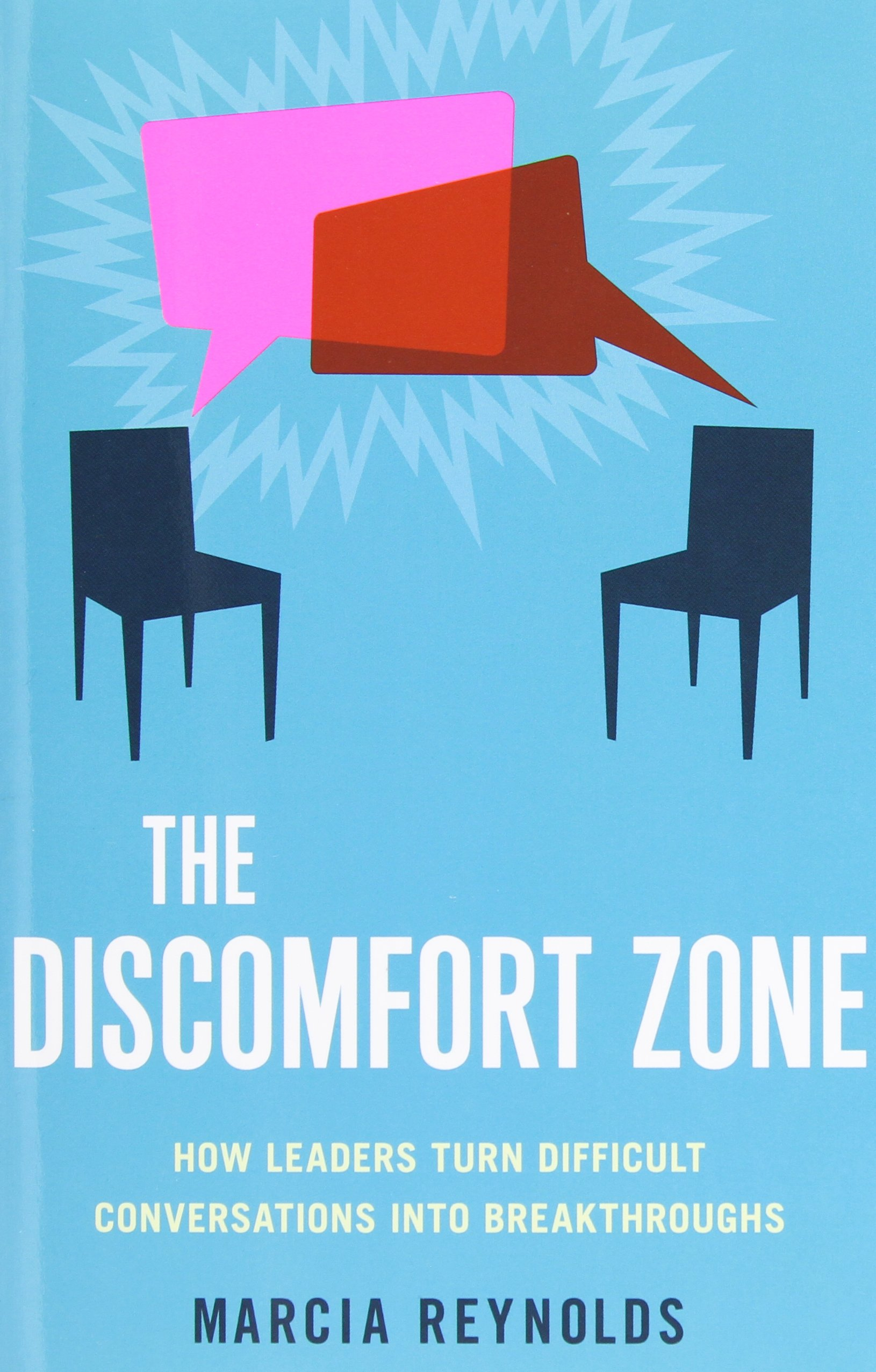 Discomfort Zone Difficult Conversations Breakthroughs product image