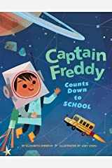 Captain Freddy Counts Down to School Kindle Edition