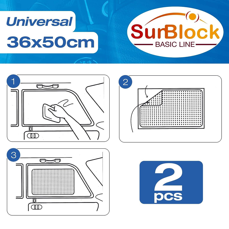 Sumex PLS3650 Sonnenschutz 36/x/50/cm elektrostatisch
