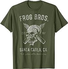 Vintage Frog Brothers T-Shirt
