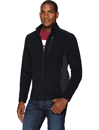 Amazon.com  Starter Men s Polar Fleece Jacket 78dcb3dfd6