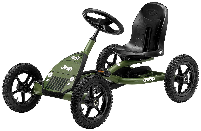 BERG - Jeep Go-Kart de Pedal Junior: Amazon.es: Juguetes y juegos
