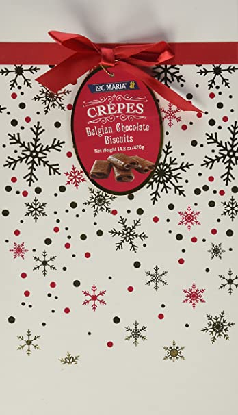 loc maria crepes crispy biscuits enrobed with belgian chocolate 1605 oz - Enrob Color
