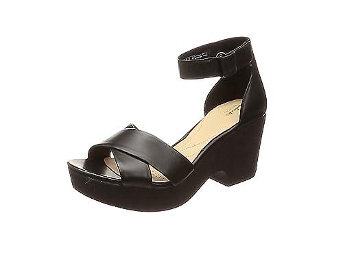 1cc1e54afb14 Clarks Women s Maritsa Ruth Ankle Strap Sandals  Amazon.co.uk  Shoes ...