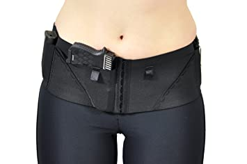 Can Can Concealment Hip Hugger Classic Woman's Holster by Can Can Concealment