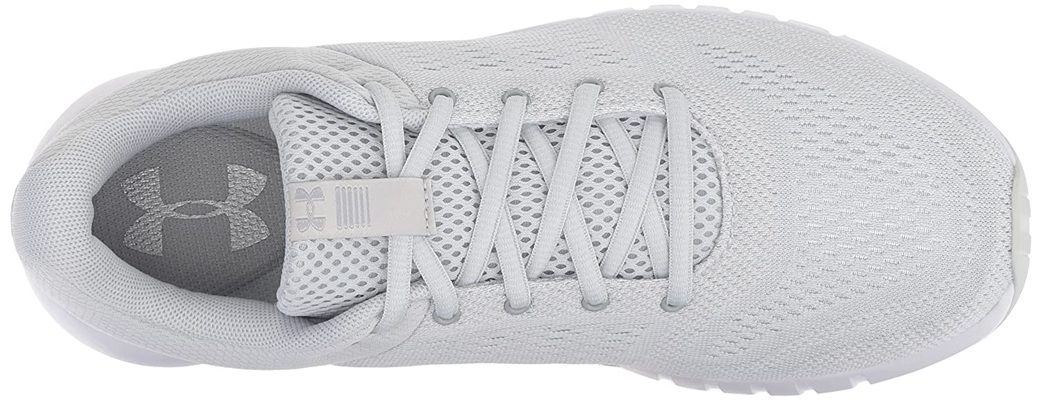 Under Armour Women's Micro G Pursuit Sneaker B0775XJDK1 10 M US|Elemental (111)/White