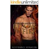 Below the Fire (Vampires of Velum Mortis Book 3)
