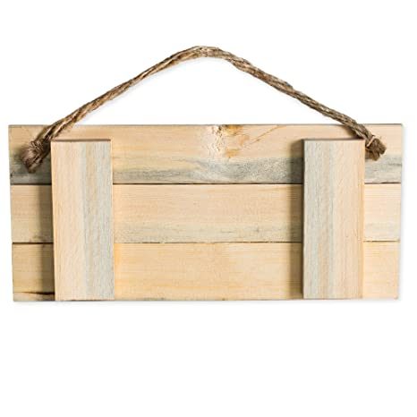 Amazon.com: The Best is Yet to Be Arrow Rustic 5 x 10 Wood Plank ...