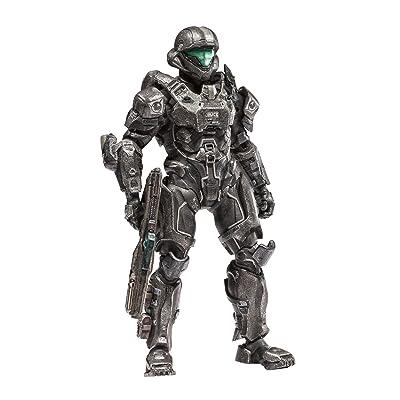 McFarlane Toys Halo 5: Guardians Series 2 Spartan Buck Action Figure: Toys & Games