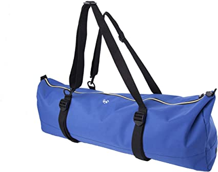 Uhawi Yoga Mat Bag LARGE Tote Sling Carrier W 4 Pockets Multi Function NWT