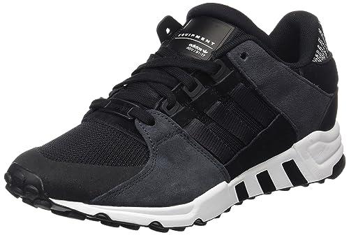 new arrival 33156 a70f3 aAdidas Herren EQT Support RF Sneaker, Schwarz  Weiß, 40 23 EU