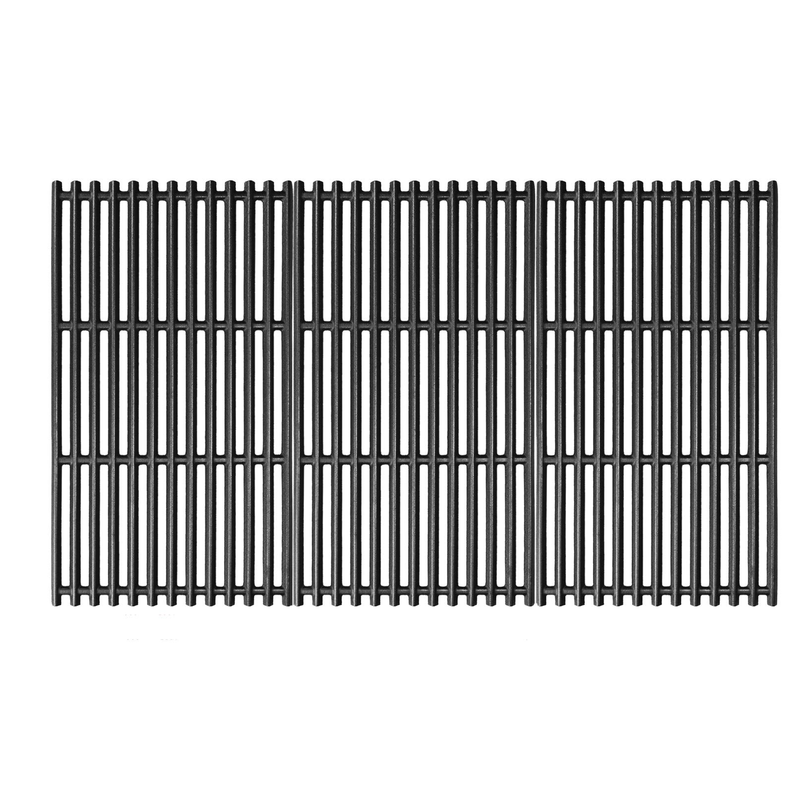Utheer 17 inch Cooking Grid Grate for Gas Grill Model for Charbroil 463242715, 463242716, 463276016, 466242715, 466242815, G533-0009-W1, Lowe's 606682, Walmart 555179228 Gas Grills, Matte Cast Iron by Utheer