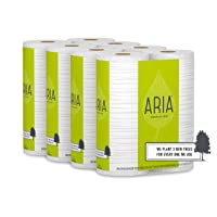 Deals on 4-Pack Aria Premium, Earth Friendly Toilet Paper, 24 Mega Rolls