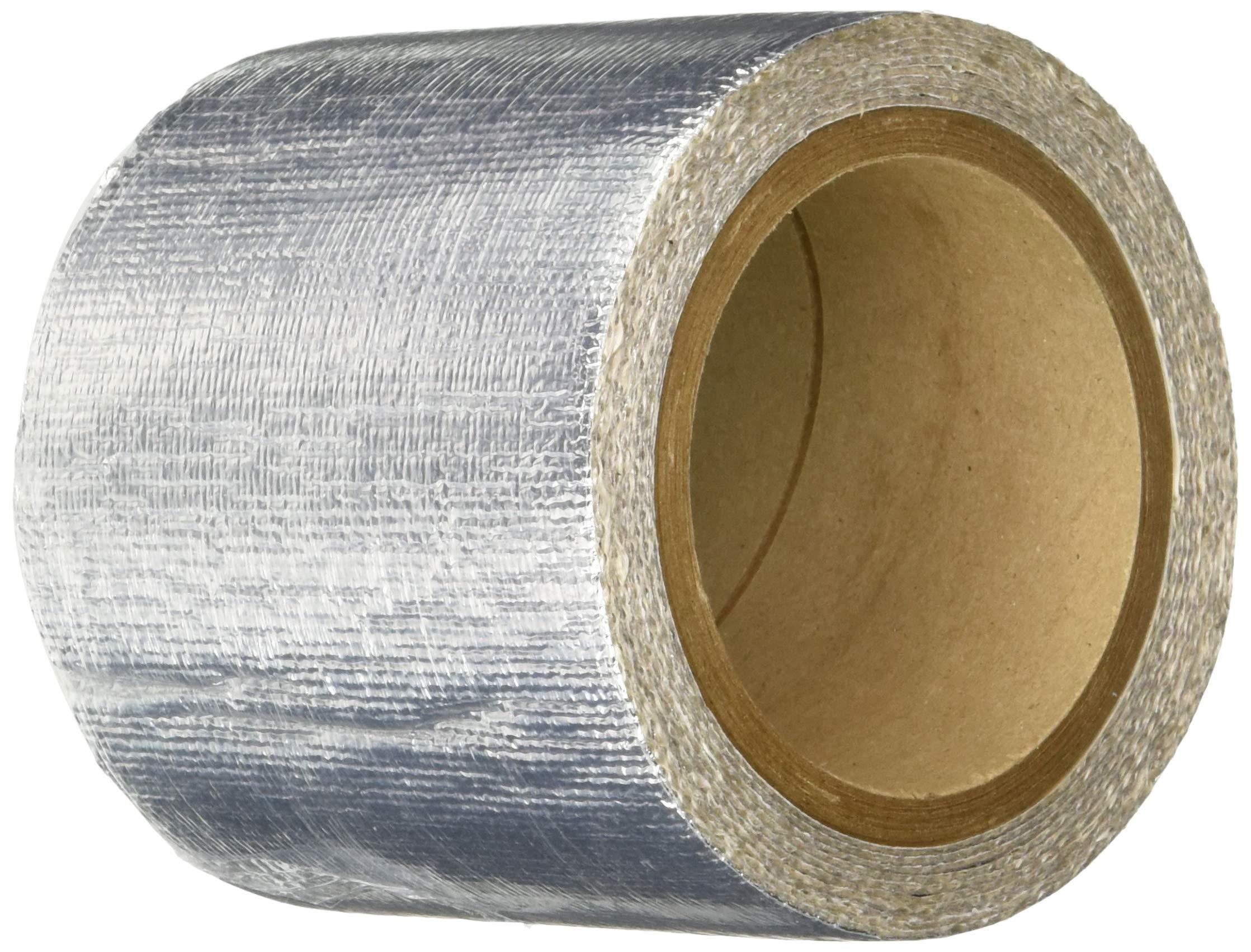 "Heatshield Products 340410 Thermaflect Tape 4"" Wide x 10' Heat Shield Tape"