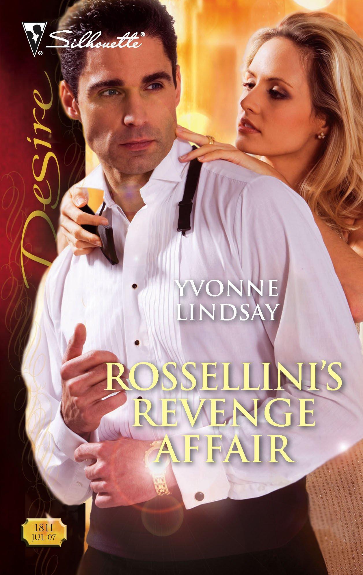 Download Rossellini's Revenge Affair (Harlequin Desire) ebook