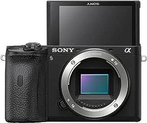 Sony Alpha A6600 Mirrorless Camera