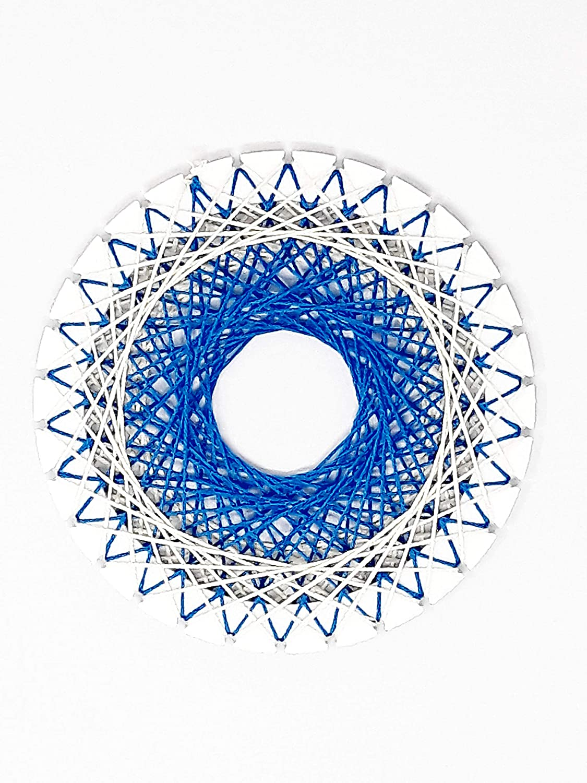 Set of 3 Frames with Strings Math Activity Kit DIY Kit GREA String Art Kit