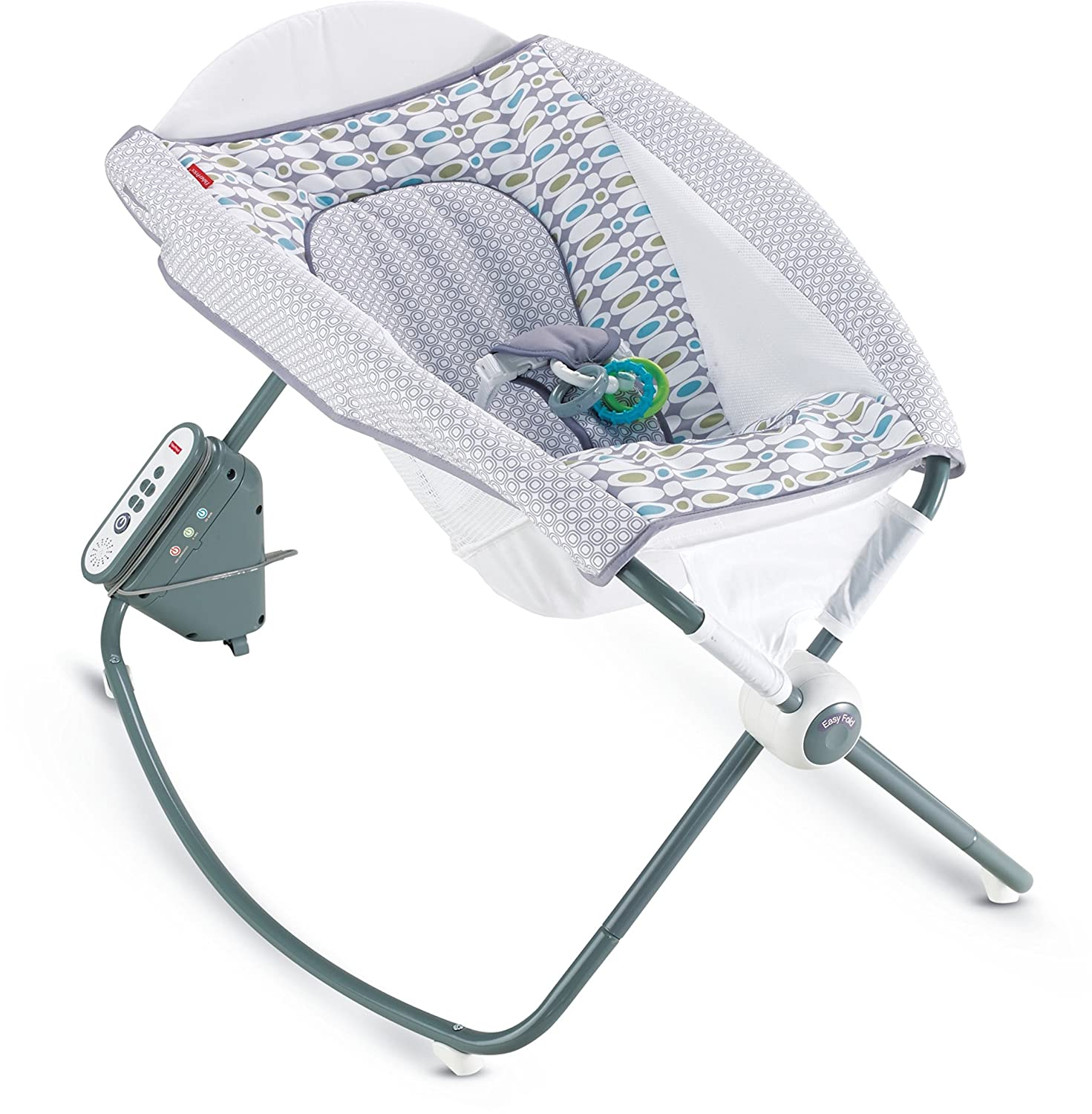 Fisher-Price Auto Rock 'n Play Sleeper Bassinet