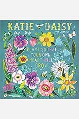 Katie Daisy 2021 Wall Calendar Calendar