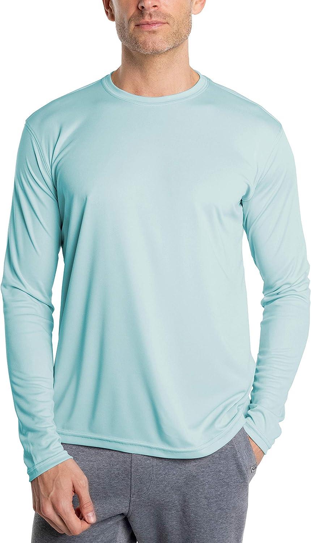 Orange Fire Shoulder Long Sleeve Adult Mens T-Shirt
