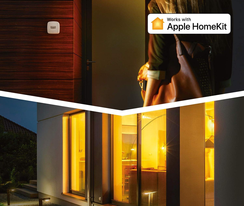 Eve Motion Bluetooth Low Energy Sensor de movimiento inal/ámbrico blanco non occorrono bridge o gateway Apple HomeKit