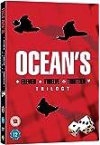 Ocean's Eleven/Ocean's Twelve/Ocean's Thirteen [DVD] [2007]