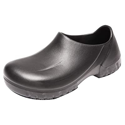 Non-Slip Nursing Chef Shoes Kitchen Garden Bathroom Oil Water Resistant Safety Working Shoes for Men and Women | Mules & Clogs