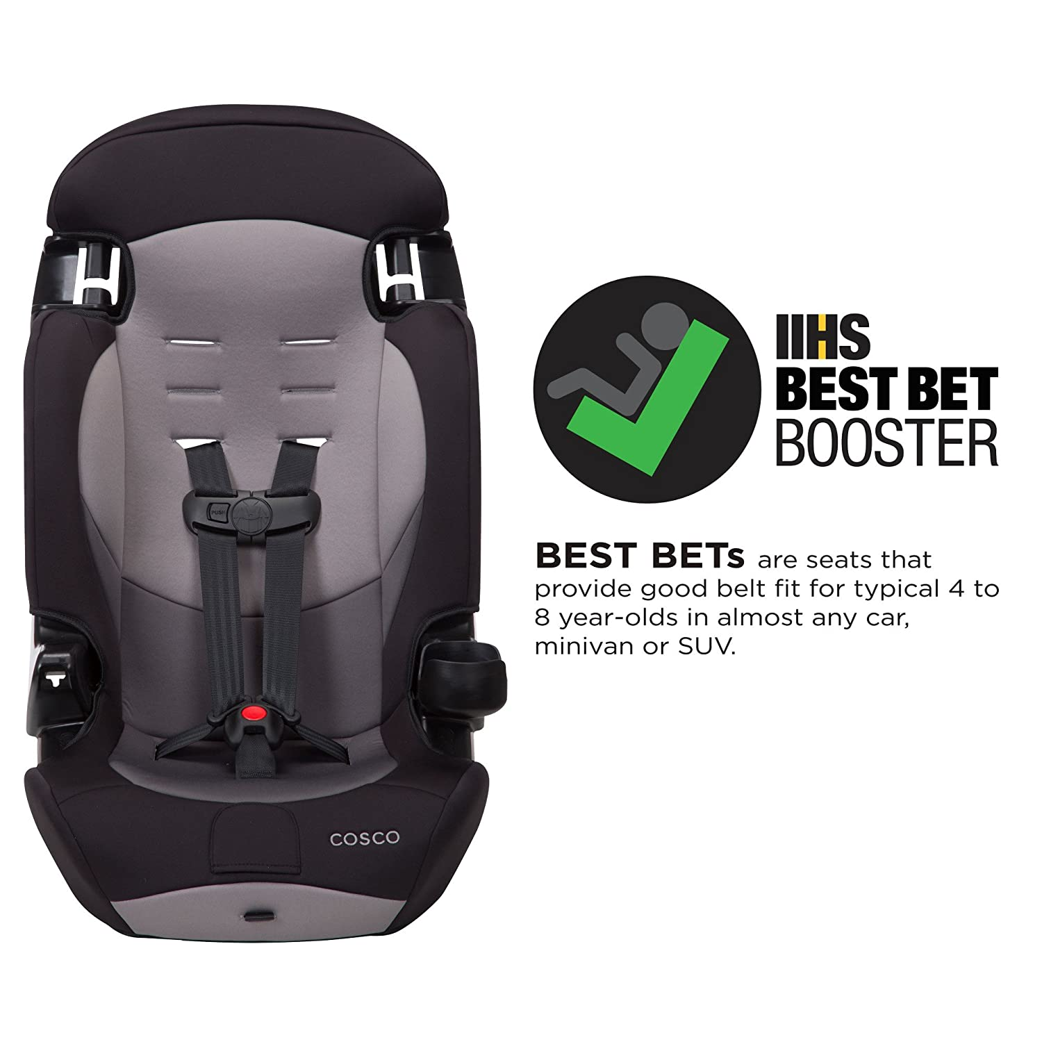 Amazon Cosco Finale DX 2 In 1 Booster Car Seat Dusk Baby