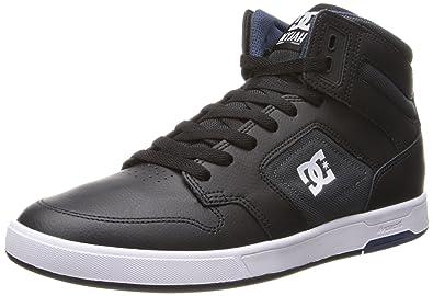 a07ada6092266 DC Shoes Men's Nyjah High Trainers, Black (Black/Grey/Blue), 10.5 UK ...