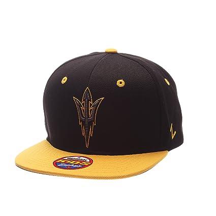 eec4298ce42 ZHATS NCAA Arizona State Sun Devils Children Boys Youth Z11 Phantom Snapback  Hat