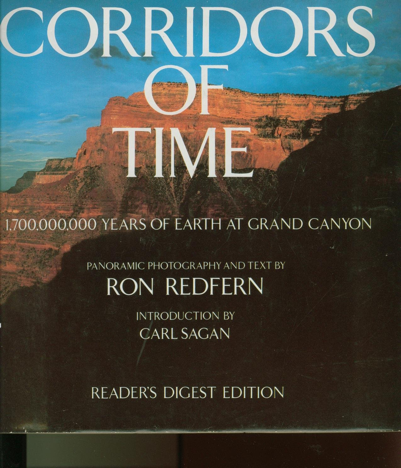 Corridors of time: 1, 700, 000, 000 years of earth at Grand Canyon
