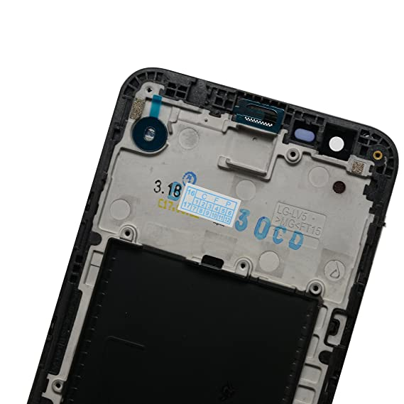 Eaglestar Best Quality Black K20 PLUS Full LCD Assembly With