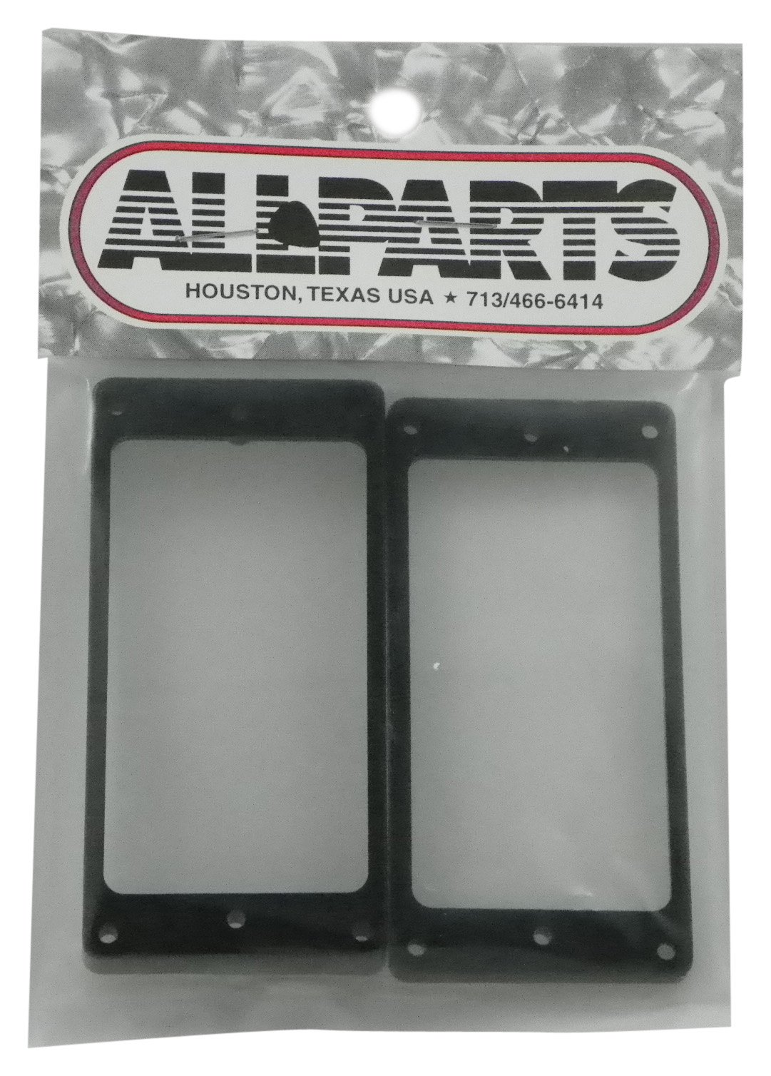All Parts PC 0743-023 Black Humbucking Pickup Ring Set