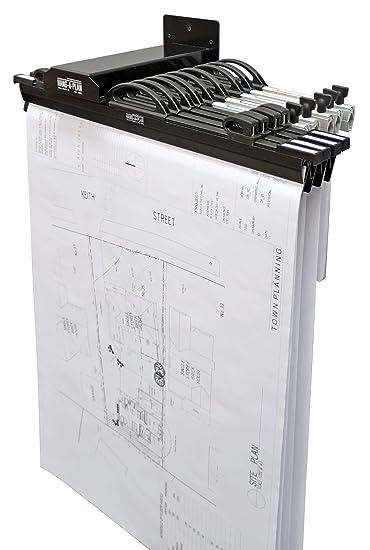 Amazon hang a plan 18 36 wall rack capacity 10 hanging hang a plan 18quot 36quot wall rack capacity 10 malvernweather Images