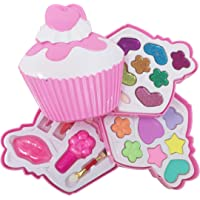 PARTEET Makeup Kit with Accessories for Girls Kids