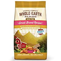 Whole Earth Farms Small Breed Recipe