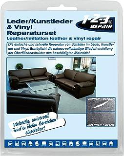 Kit para la reparación de desgarros de cuero de sofá ...