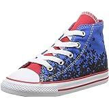 Converse Chuck Taylor Graph Bar & Stars Hi, Unisex Kids' Hi-Top Sneakers