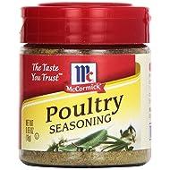 McCormick Poultry Seasoning, 0.65 oz (Pack of 6)