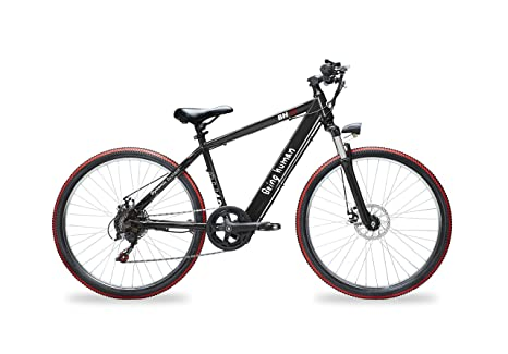 Buy Being Human Bh12 E Cycle Black Online At Low Prices In India