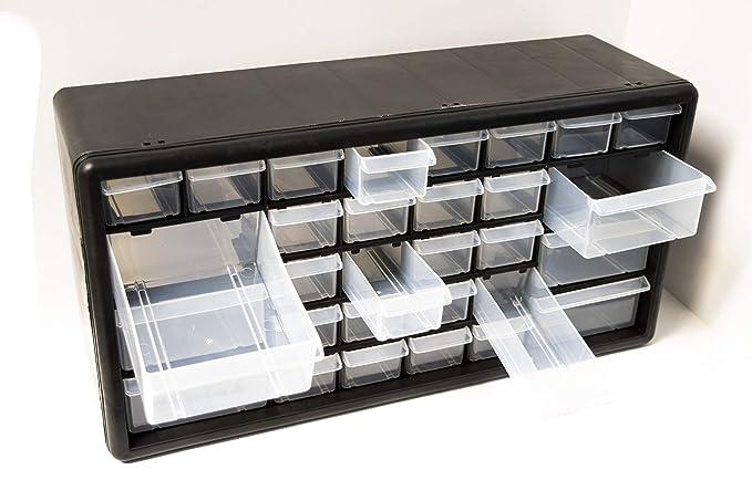 Amazon.com: Homak 12 cajones piezas de plástico ...