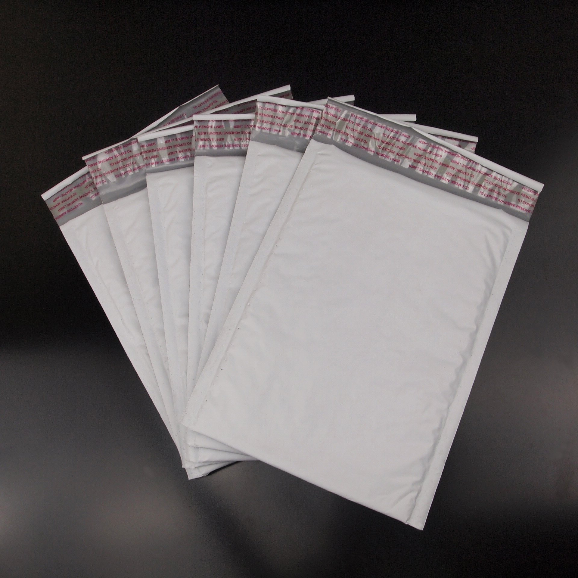1000 #0 6.5x10 NEW Premium Self Seal Poly Bubble Mailers Envelopes Bags