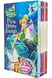 Disney Fairies Pixie Hollow Friends Chapter Collection 8 books Set Slipcase New