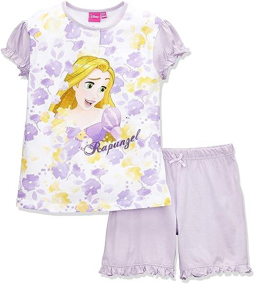 Disney 45350S/AZ, Pelele para Dormir para Niñas, Morado (Orchid 563)